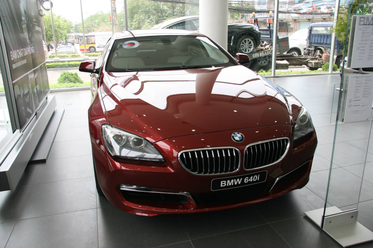 BMW 6 Series  640i Grand Coupe 2014