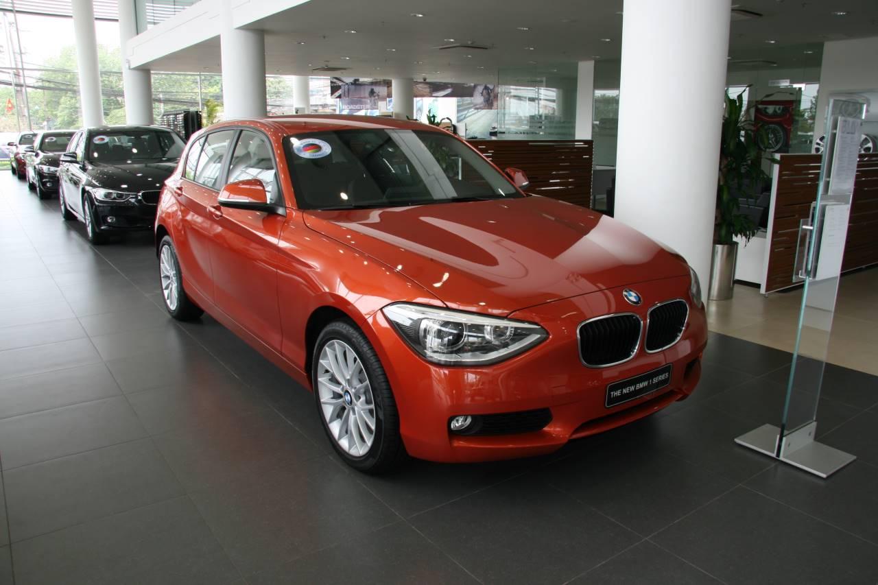 BMW 1 Series 116i 2015