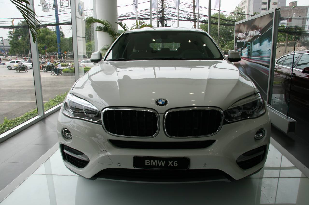 Video BMW X6 xDrive30d 2015