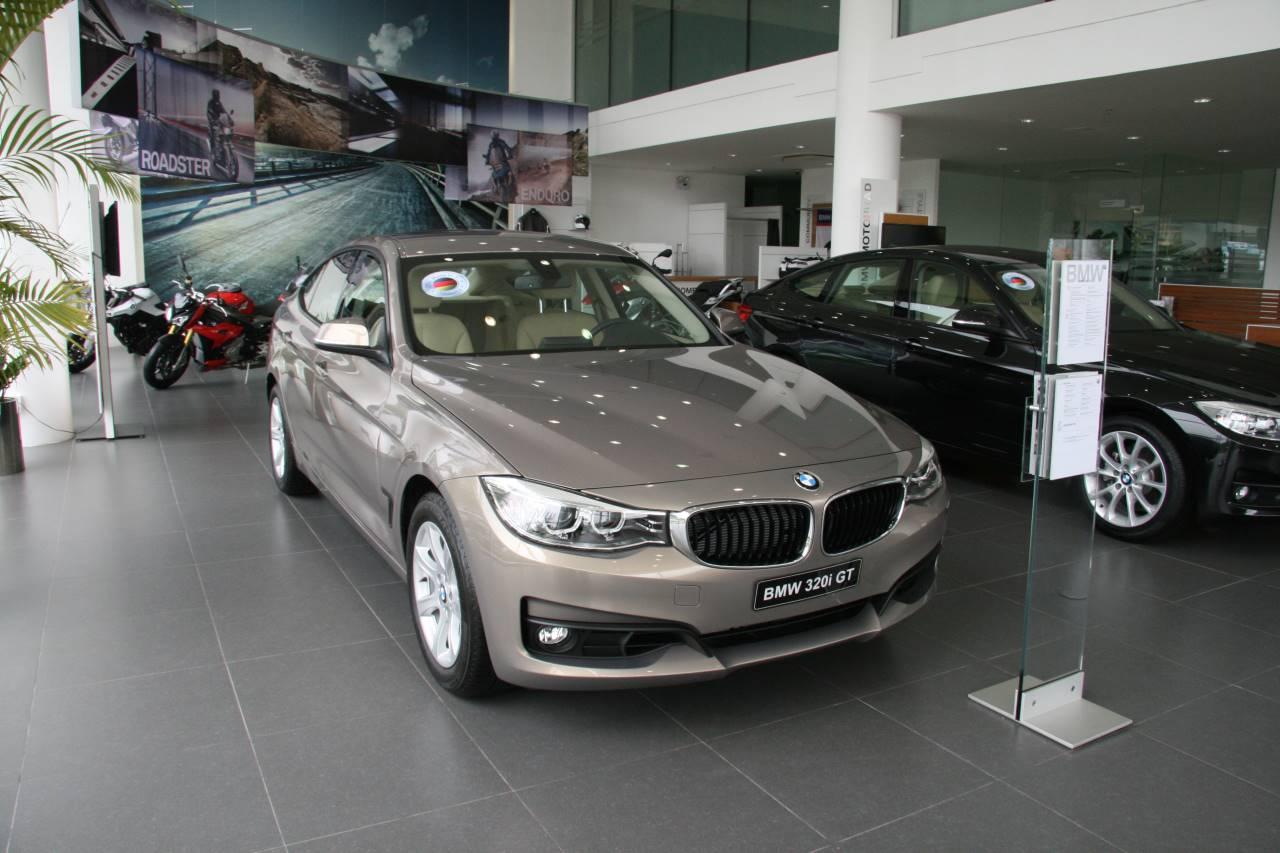BMW 3 Series 320i GT 2015