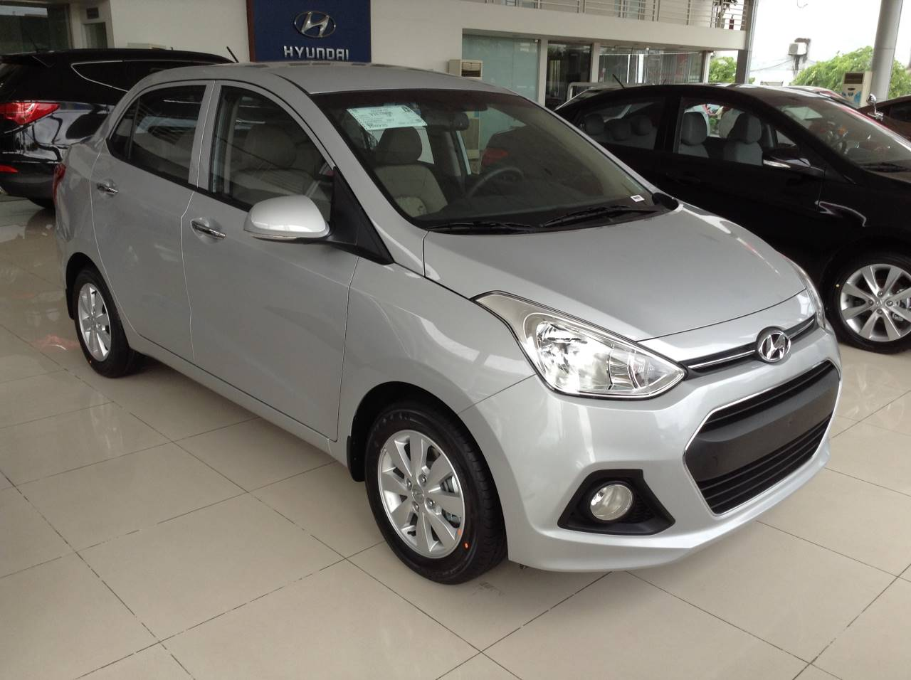 Hyundai i10 1.2 MT sedan 2015