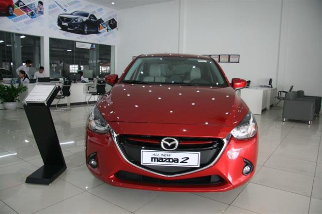 Mazda 2 2015 có gì mới