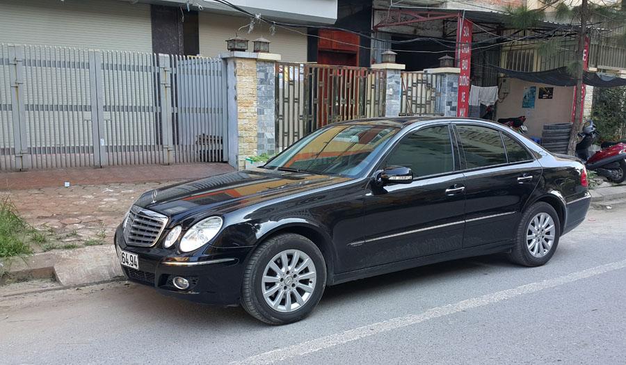 Mercedes-Benz E-Class E280 2007