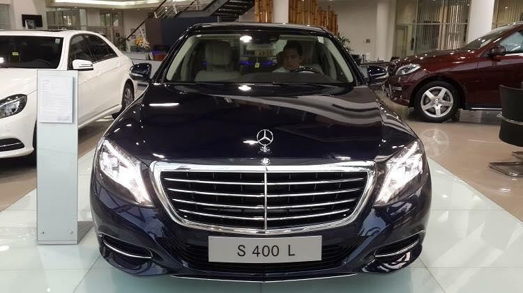 Mercedes-Benz S-Class S400 L 2015