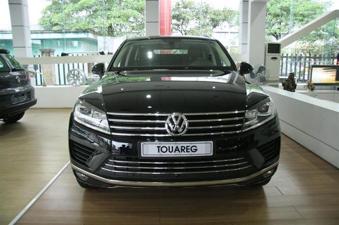 Volkswagen Touareg 2015 xe sang giá hời
