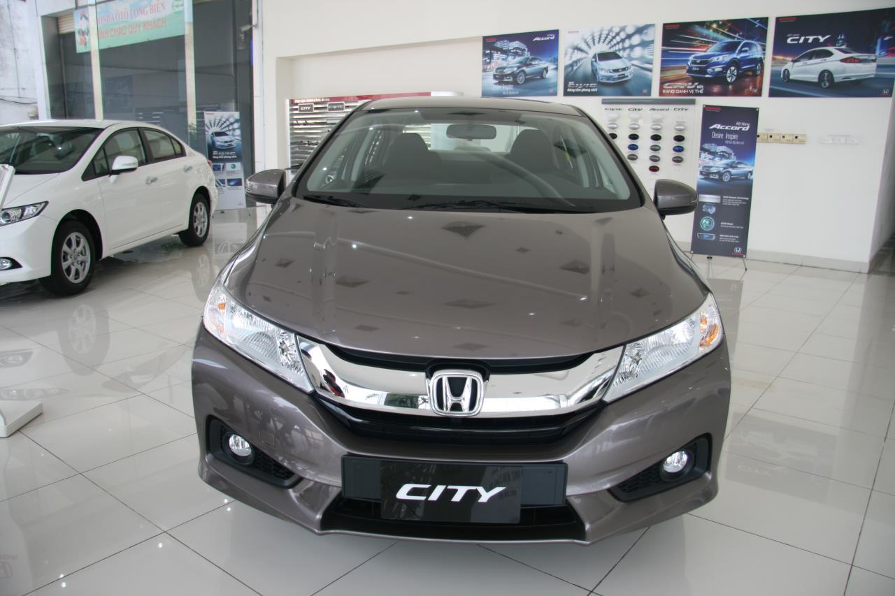 Honda City 1.5 CVT 2015