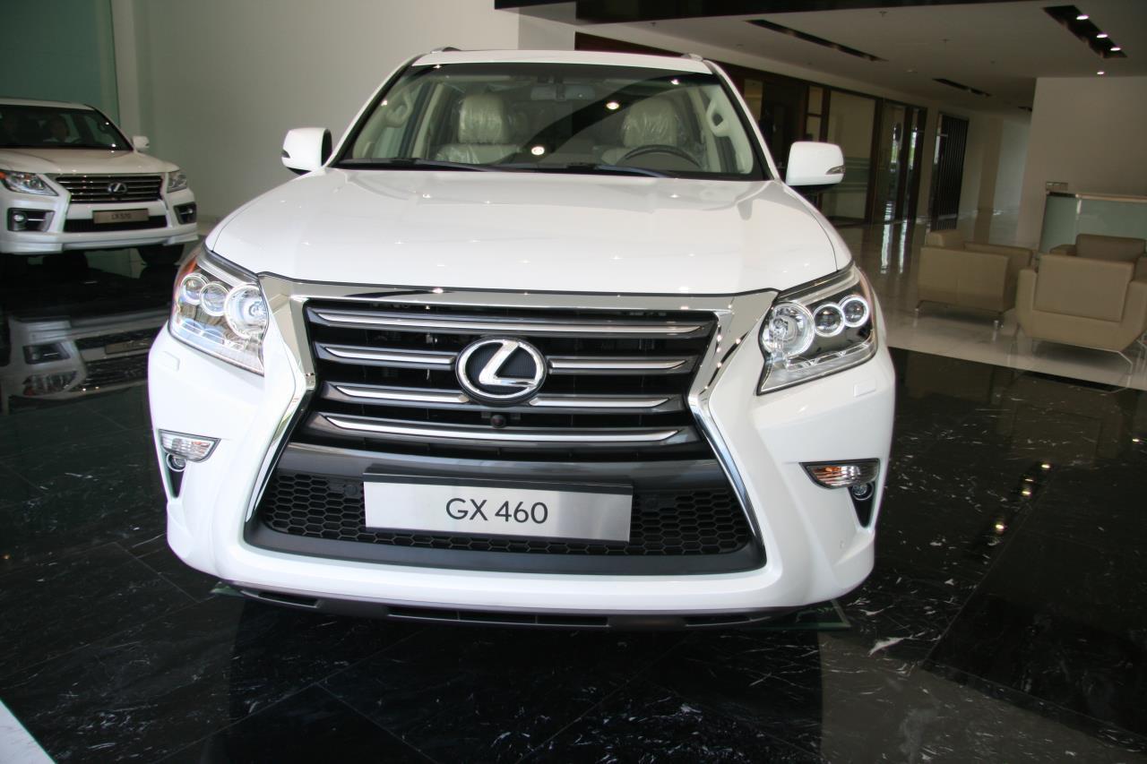 Lexus GX 460 2015