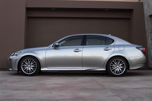 Lexus GS 2016 tạo khác biệt  cùng  động cơ I4