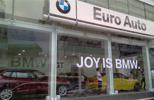 BMW Phú Nhuận