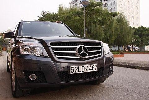 Mercedes-Benz GLK-Class 4Matic 2009