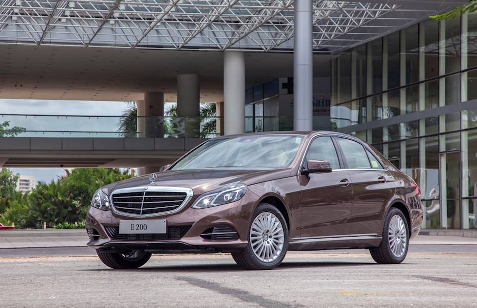Mercedes-Benz E-Class  E200 model 2016