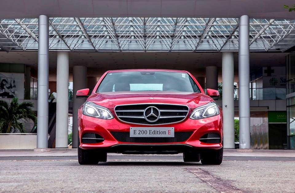 Mercedes-Benz E-Class  E200 Edition E model 2016