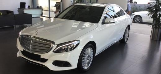 Mercedes-Benz C-Class C250 Exclusive 2015