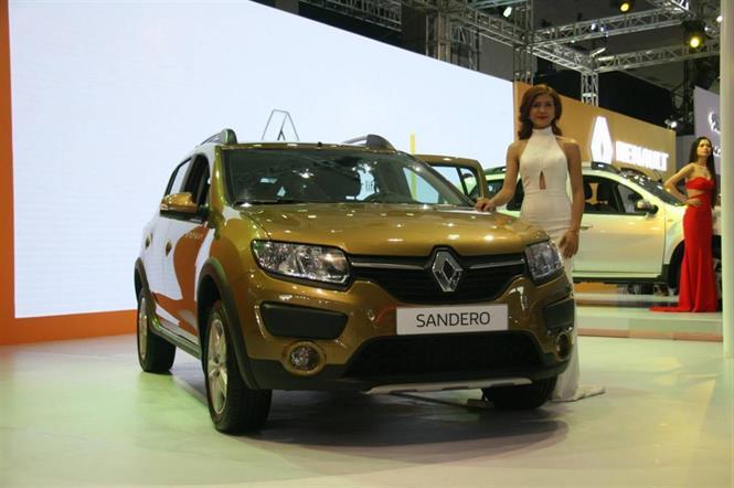 Sandero stepway đã được bán tại Việt Nam
