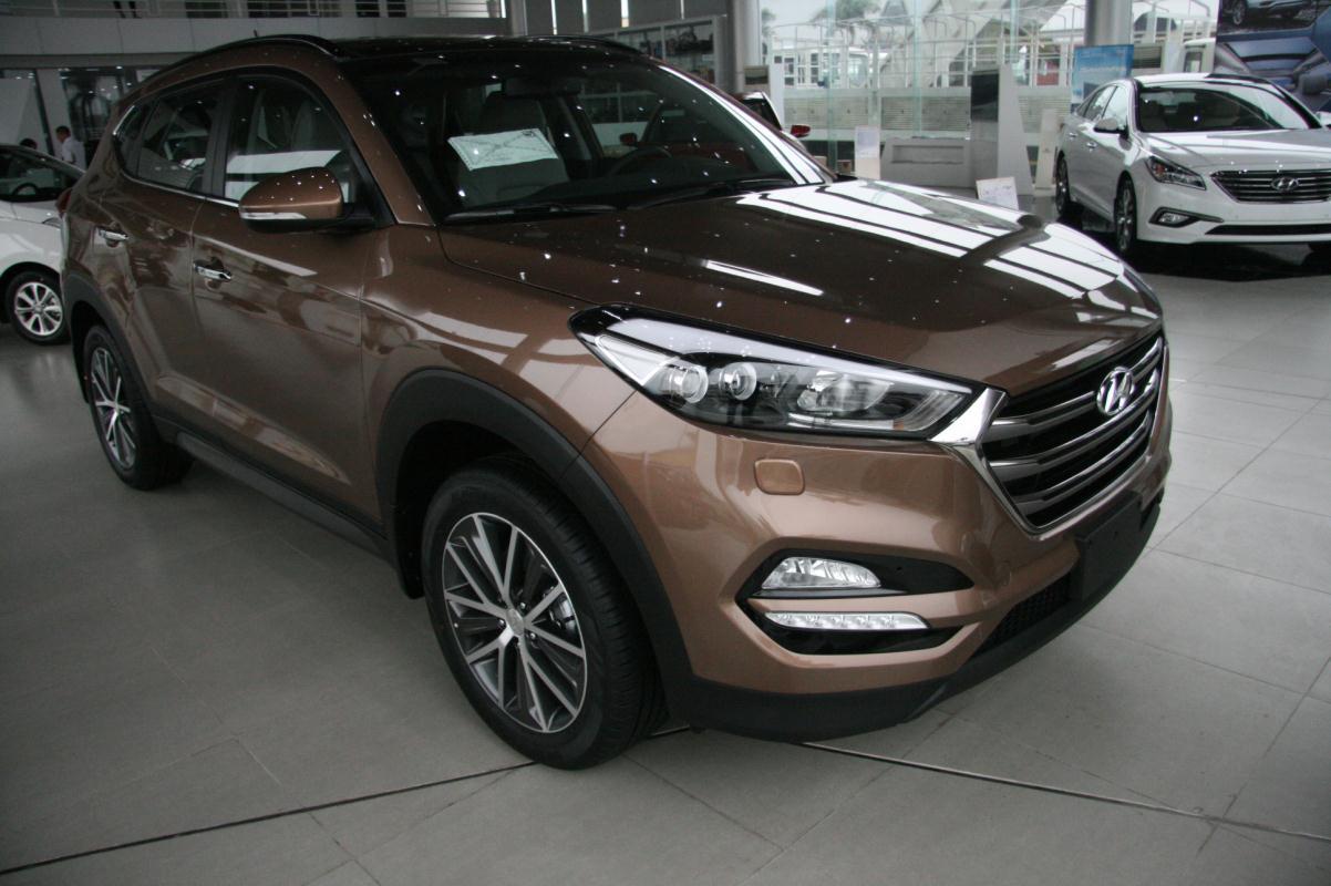 Hyundai Tucson 2.0 Full 2016