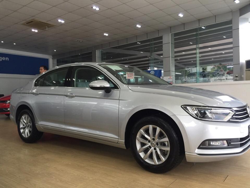 Passat 2016 mẫu mới của Volkswagen Việt Nam