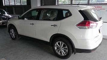 Nissan X -Trail đã được lắp ráp tại Việt Nam