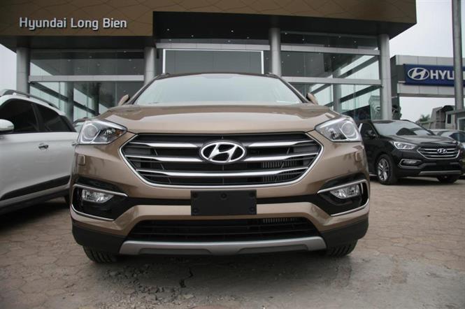 So sánh Hyundai Santafe 2015 và Santafe 2016