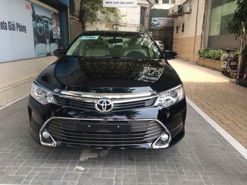 Toyota Camry 2.0E 2016