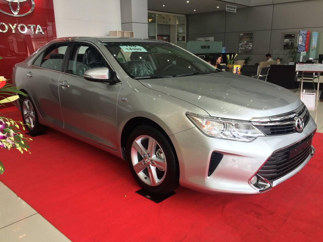 Toyota Camry 2.5Q 2016