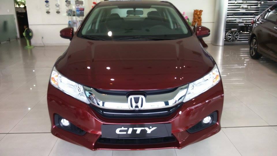 Honda City 1.5 CVT 2016