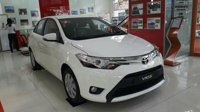 Toyota Vios G 2016