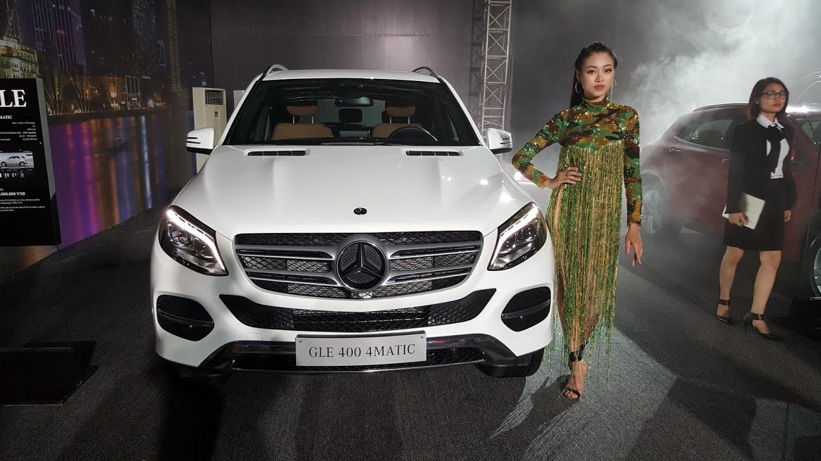 Mercedes-Benz GLE-Class GLE 400 4Matic 2016