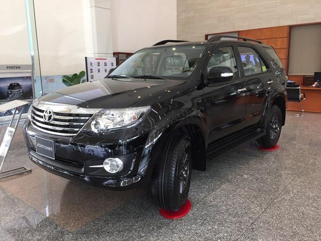 Toyota Fortuner 2.7V 4x4 2016