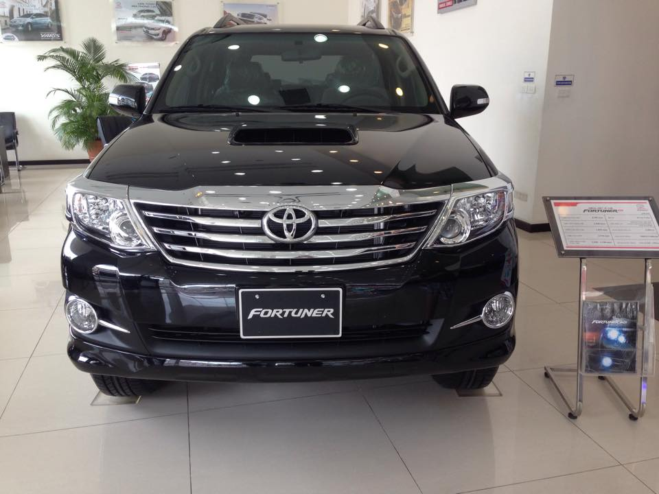 Toyota Fortuner 2.5G 2016