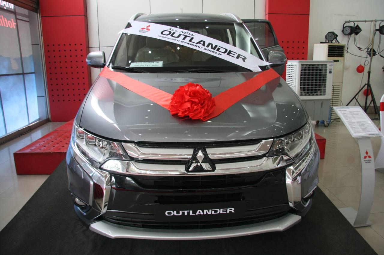 Mitsubishi Outlander 2.4 CVT 2016