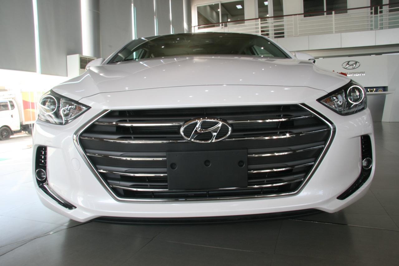 xe Hyundai Elantra 1.6 2016