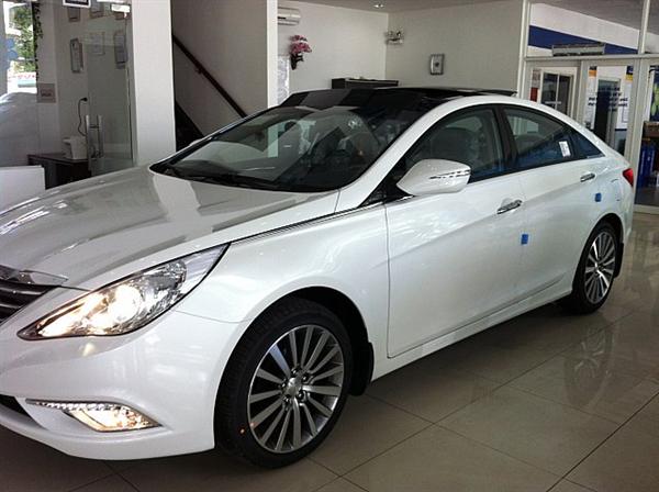 xe Hyundai Sonata 2014
