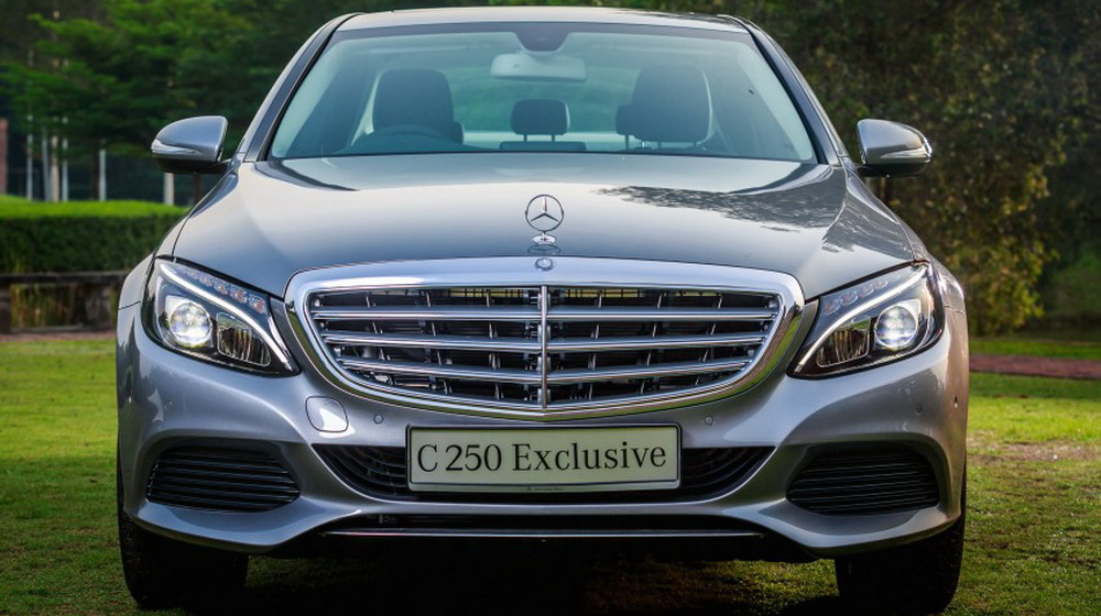 Mercedes-Benz C-Class  C250 Exclusive 2016