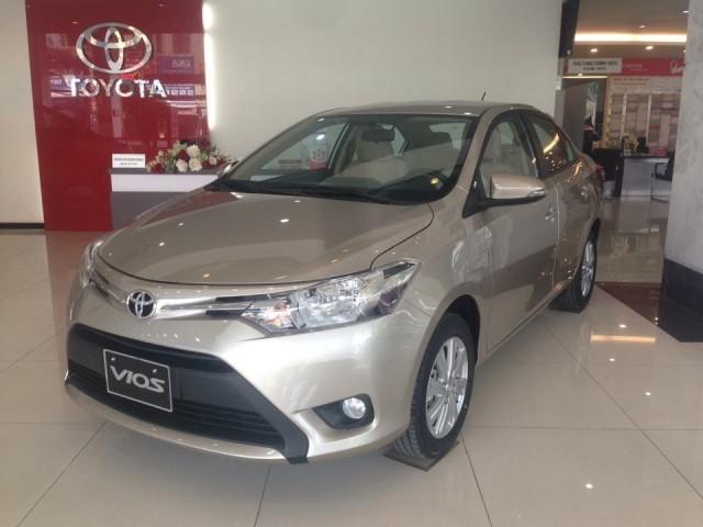 xe Toyota Vios 1.5E CVT model 2017