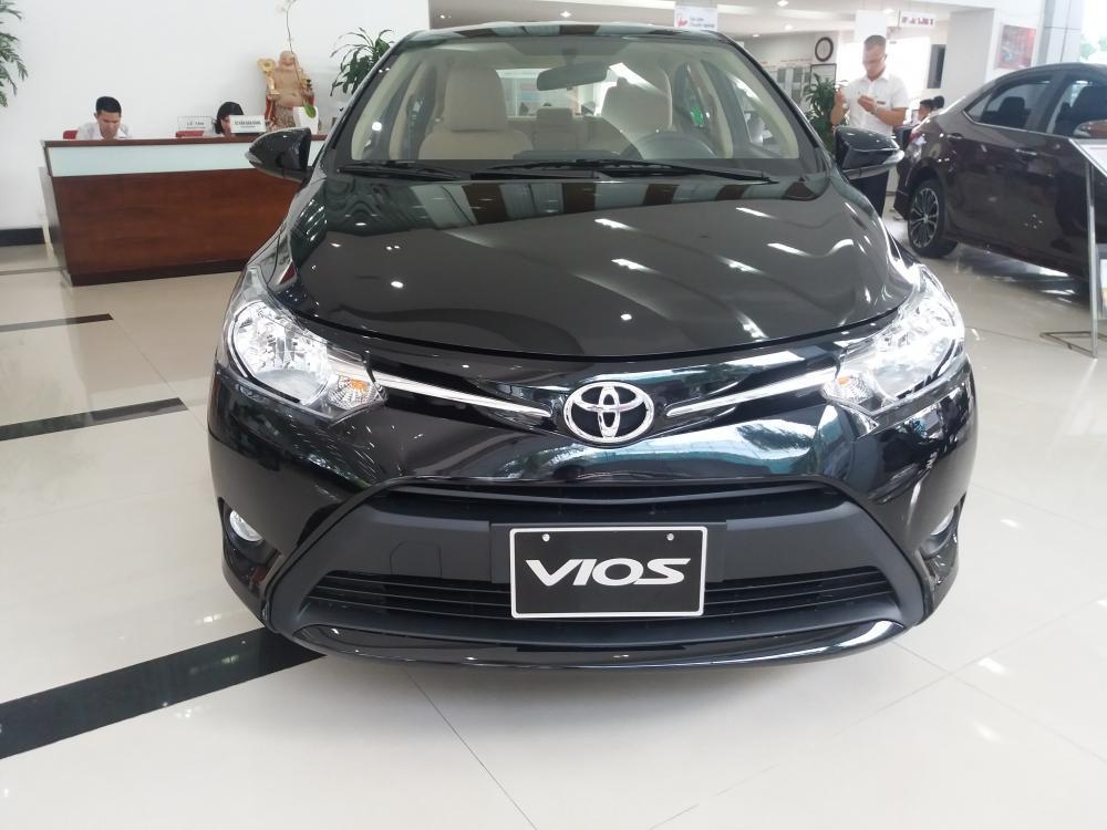xe Toyota Vios 1.5E MT model 2017