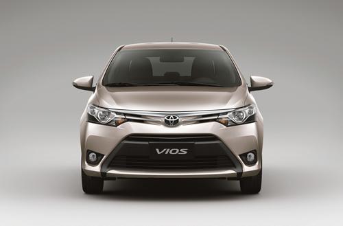 xe Toyota Vios 1.5G model 2017