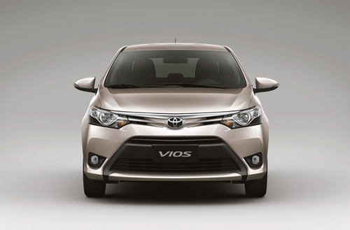 Toyota Vios  1.5G model 2017