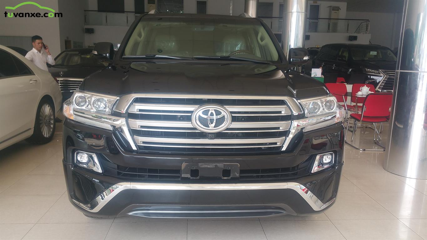 Toyota Land Cruiser  4.0 V8 2016