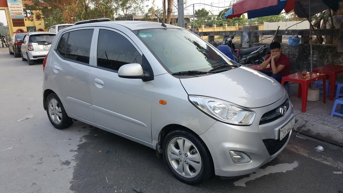 xe Hyundai i10 MT 2011