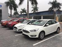 Ford Focus 1.5 Titanium 2017