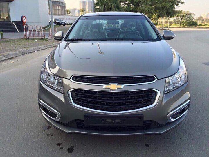 Chevrolet Cruze LT 1.6 2017