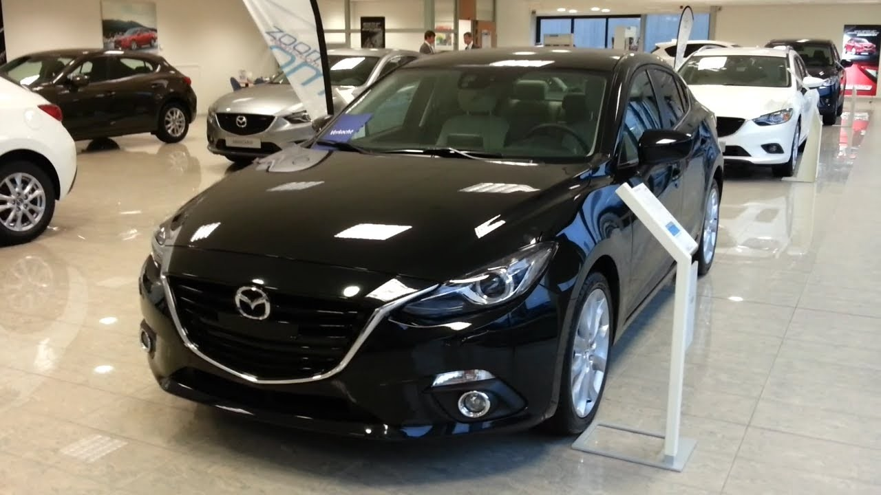 Mazda 3 2.0 2017