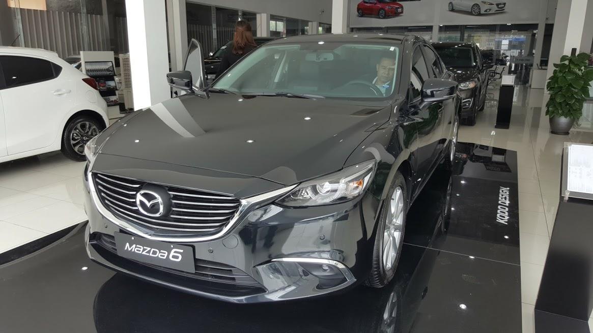 Mazda 6 2.0 Premium 2017