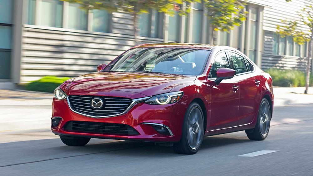 Mazda 6 2.0 2017