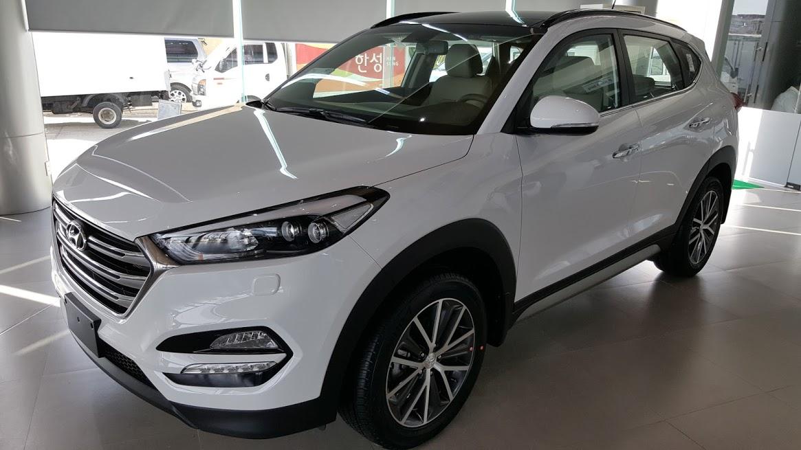 Hyundai Tucson 2.0 Full 2017