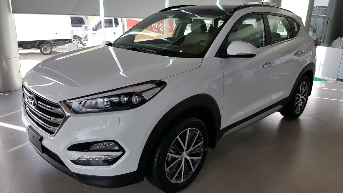 xe Hyundai Tucson 2.0 Full 2017