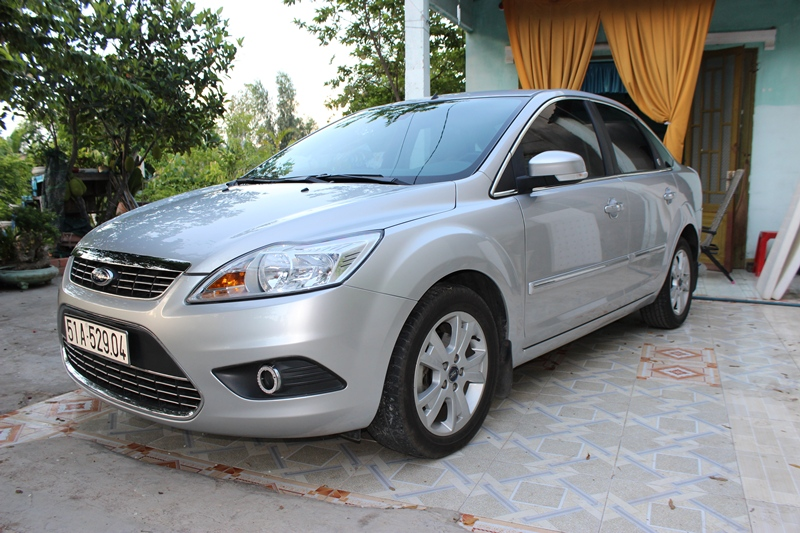 xe Ford Focus 2.0 AT Ghia 2011