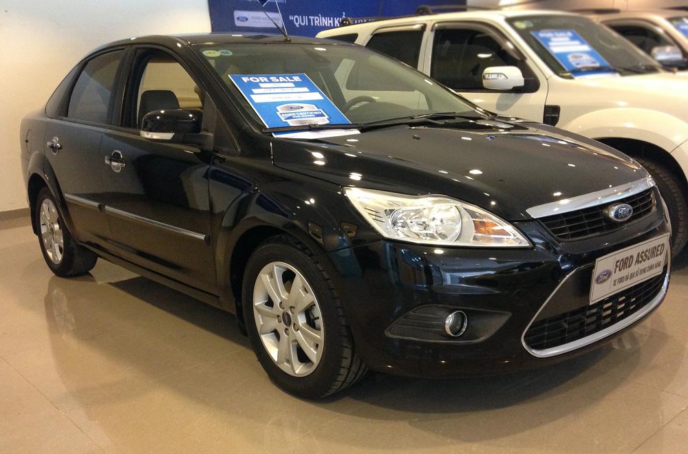 Ford Focus 2.0 AT Ghia 2012