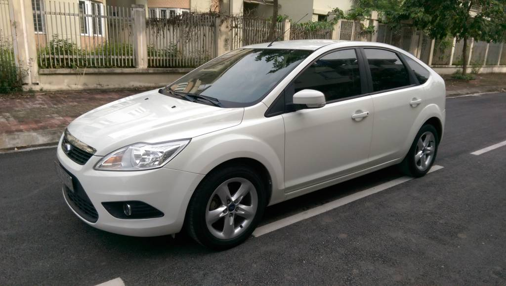 Ford Focus 1.8 Hatchback 2012