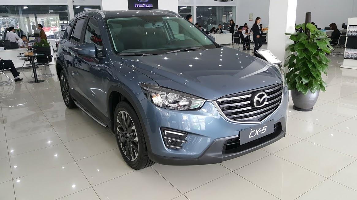 Mazda CX-5 2.0 2WD 2017